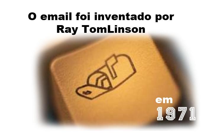 Invenção do email e 1971