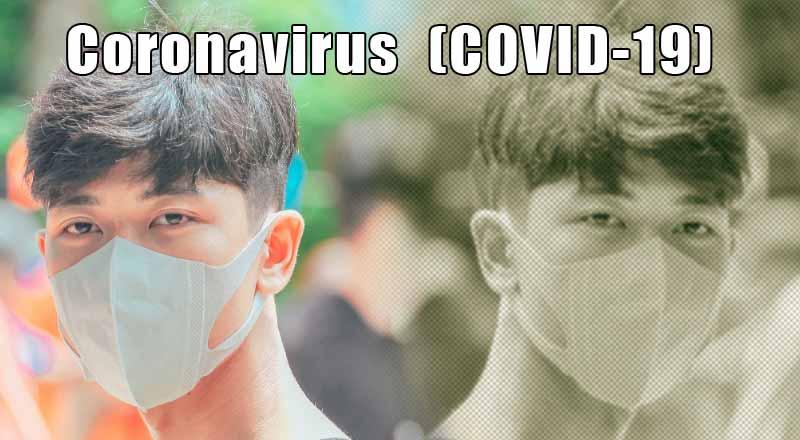 Conselhos sobre a doença de coronavírus (COVID-19) ao público: quando e como usar máscaras