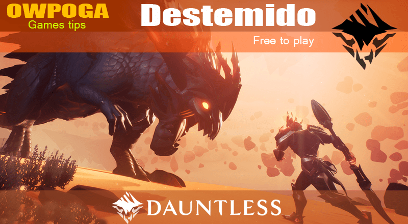 Quanto destemido você é? Sabe o que é Dauntless ?
