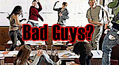 Mau comportamento em sala de aula, de quem é a culpa?