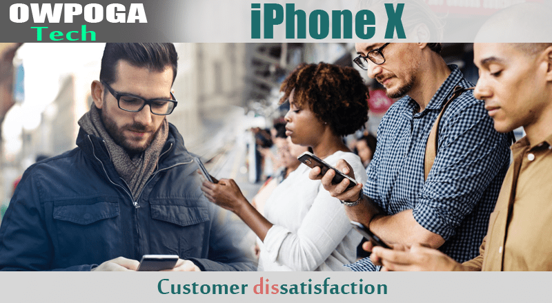 Estudo diz que a satisfação com o iPhone X é menor do que com outros iPhones
