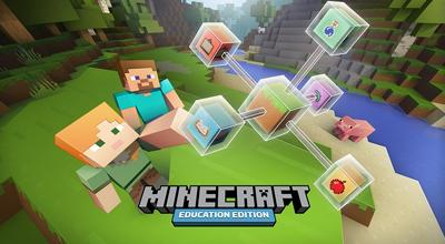 MINECRAFT ANUNCIA: EDIÇÃO PARA EDUCAÇÃO