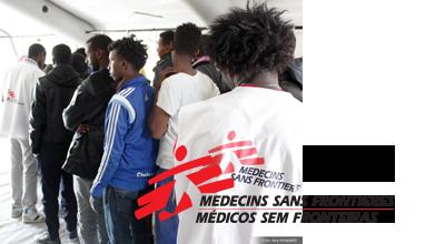 MSF encerra atividades em centro de recepção italiano