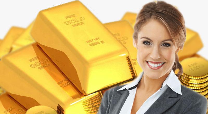 Ouro fecha em alta, com apoio de juros longos dos Treasuries e de olho no Fed