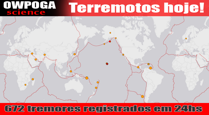 16 curiosidades sobre terremotos que você precisa saber.