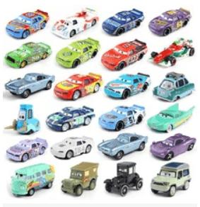 Miniaturas colecionáveis e para pura diversão em família